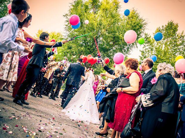La boda de Pedro y Alicia en Illescas, Toledo 25