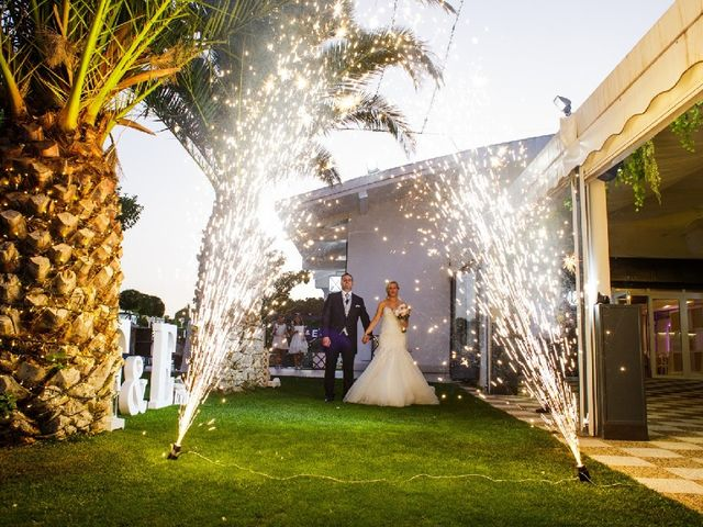 La boda de Esmeralda  y Fernando