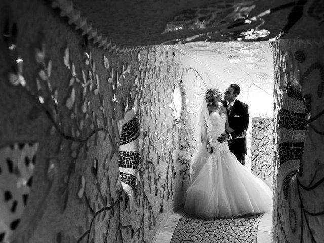 La boda de Fernando  y Esmeralda  en Los Santos De Maimona, Badajoz 3