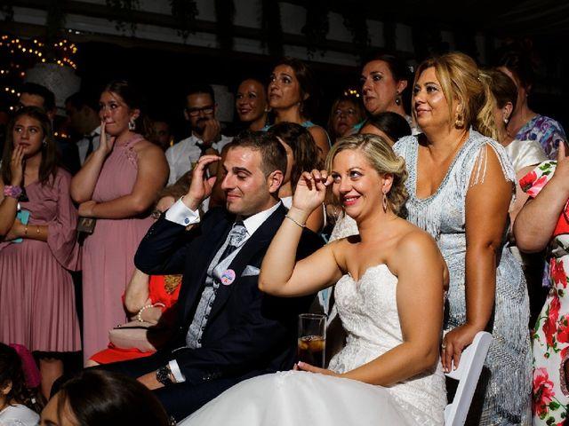 La boda de Fernando  y Esmeralda  en Los Santos De Maimona, Badajoz 12