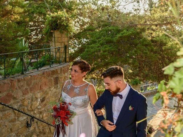 La boda de José María  y María José  en Málaga, Málaga 5