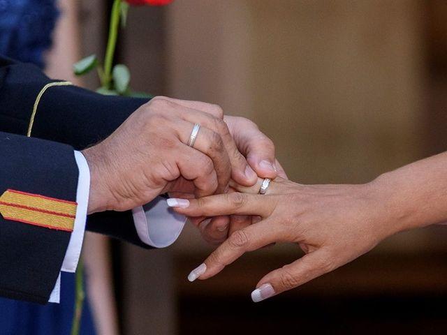 La boda de José María  y María José  en Málaga, Málaga 8
