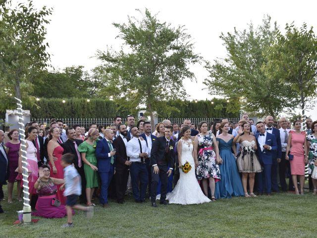La boda de Enrique y Gloria en Minaya, Albacete 1