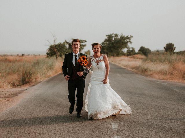 La boda de Enrique y Gloria en Minaya, Albacete 2