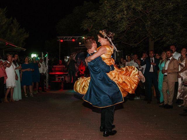 La boda de Enrique y Gloria en Minaya, Albacete 4