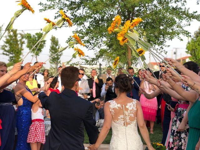La boda de Enrique y Gloria en Minaya, Albacete 5