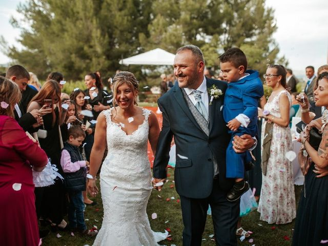 La boda de Alejandro y Monica en Sant Esteve Sesrovires, Barcelona 2