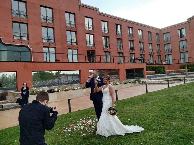 La boda de Alejandro y Monica en Sant Esteve Sesrovires, Barcelona 5