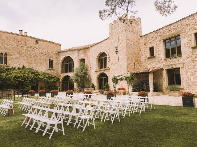 La boda de Héctor y Neus en Sant Marti De Tous, Barcelona 1