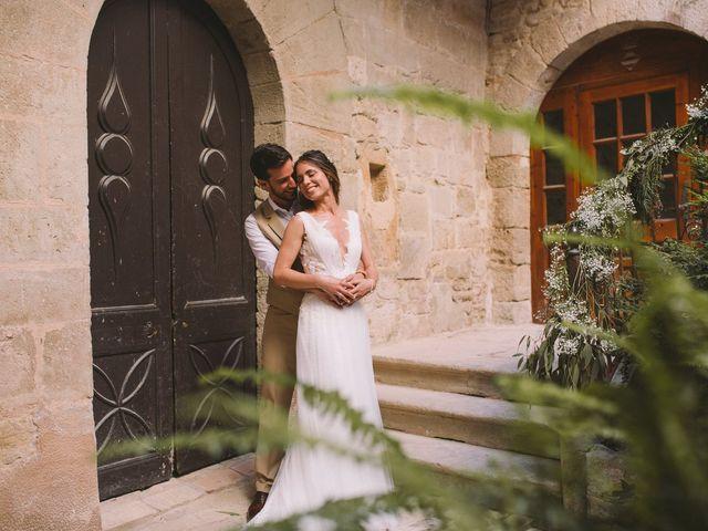 La boda de Héctor y Neus en Sant Marti De Tous, Barcelona 6