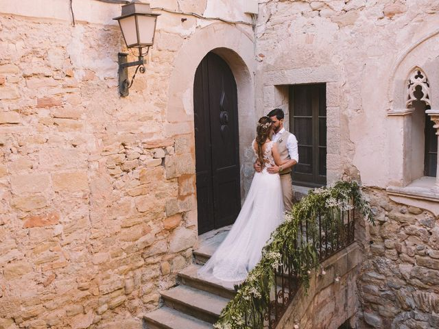 La boda de Héctor y Neus en Sant Marti De Tous, Barcelona 7