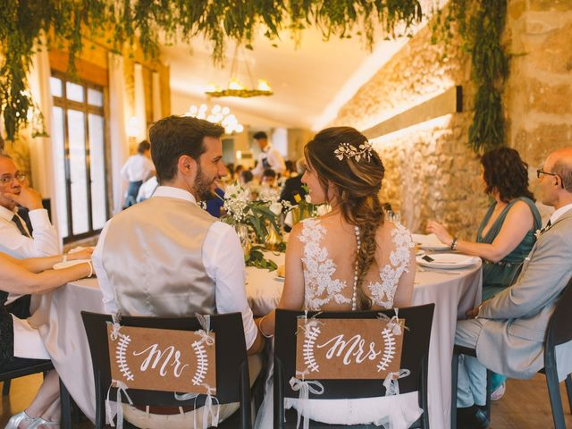 La boda de Héctor y Neus en Sant Marti De Tous, Barcelona 9