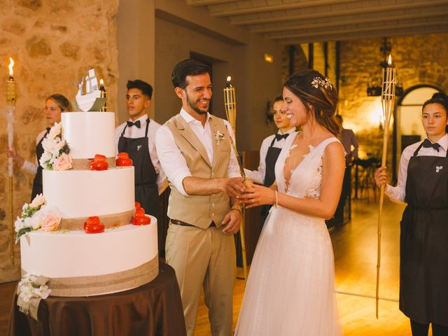La boda de Héctor y Neus en Sant Marti De Tous, Barcelona 10