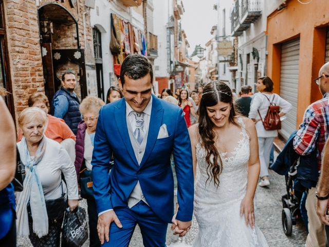 La boda de Emma y Pedro