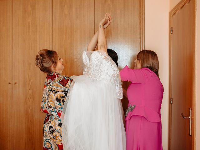 La boda de David y Montse en Deltebre, Tarragona 5