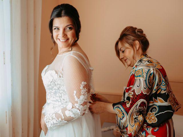 La boda de David y Montse en Deltebre, Tarragona 7