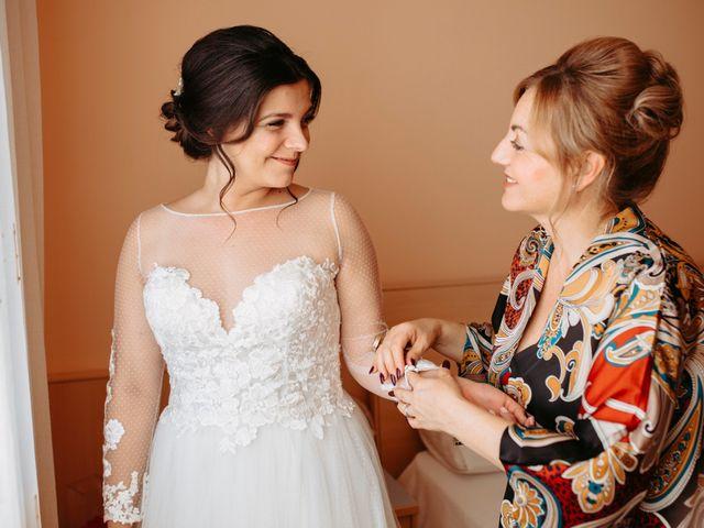 La boda de David y Montse en Deltebre, Tarragona 10