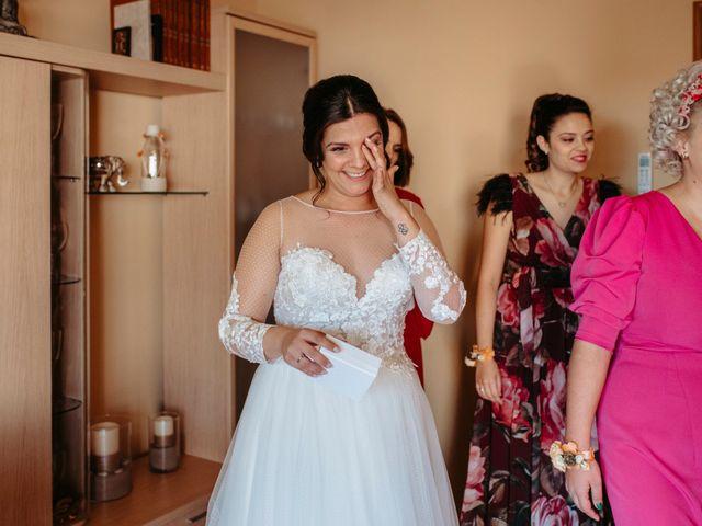 La boda de David y Montse en Deltebre, Tarragona 23