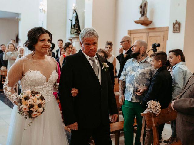 La boda de David y Montse en Deltebre, Tarragona 30