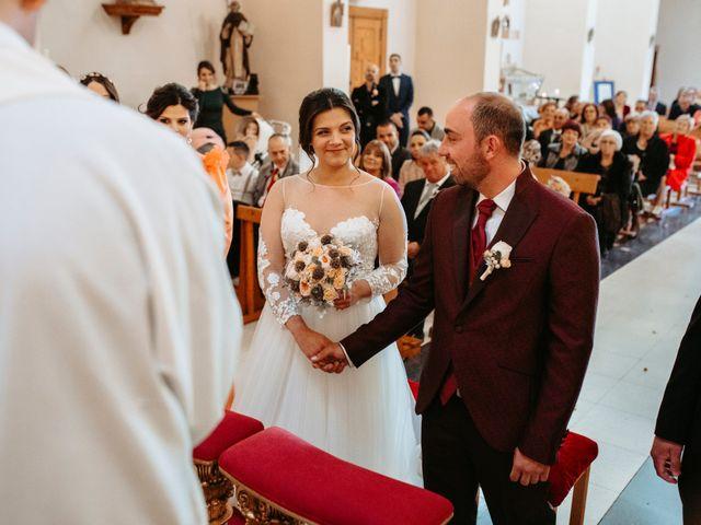 La boda de David y Montse en Deltebre, Tarragona 34