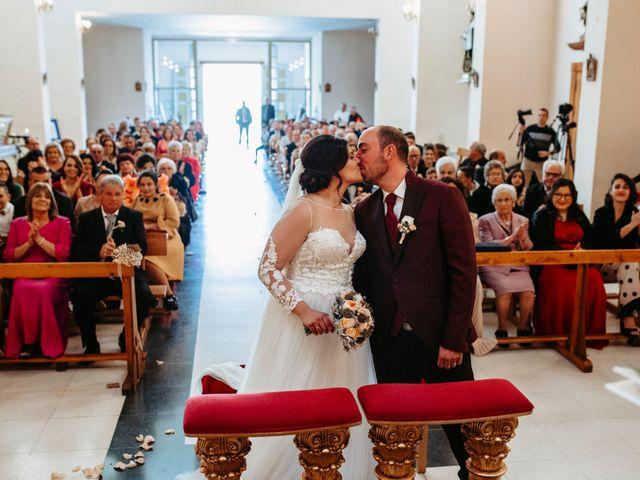 La boda de David y Montse en Deltebre, Tarragona 35