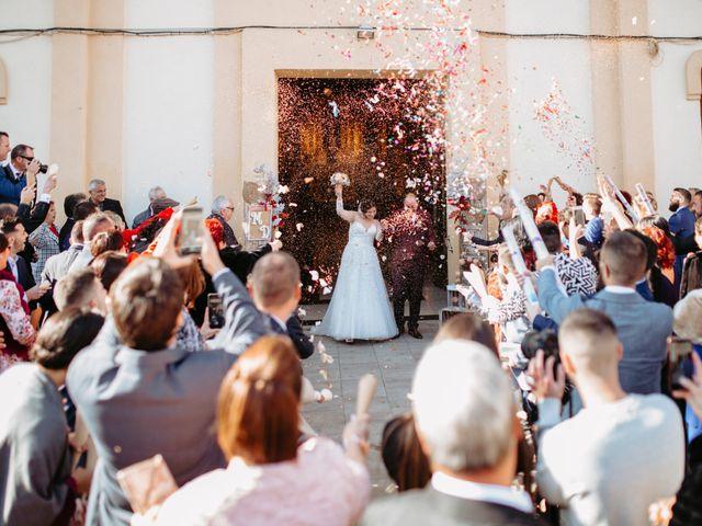 La boda de David y Montse en Deltebre, Tarragona 37