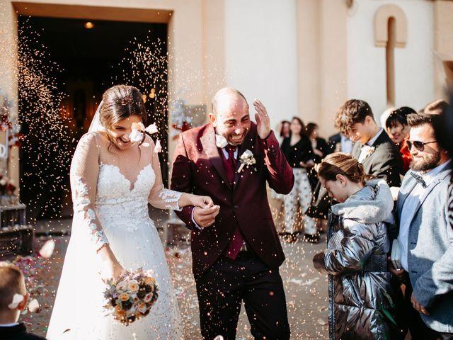 La boda de David y Montse en Deltebre, Tarragona 38
