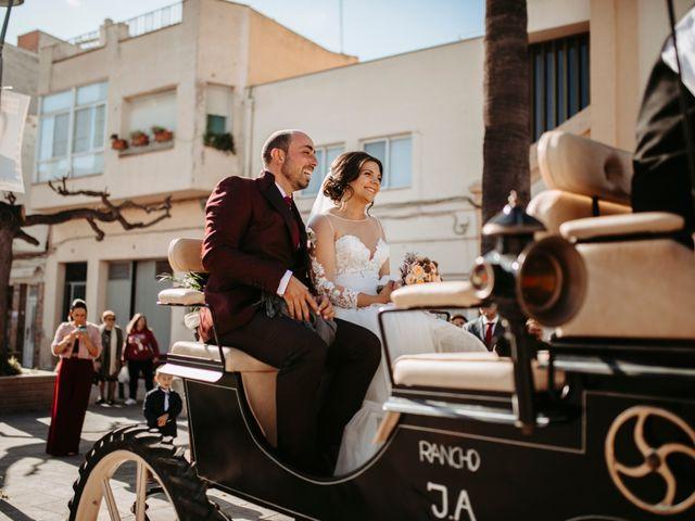 La boda de David y Montse en Deltebre, Tarragona 39