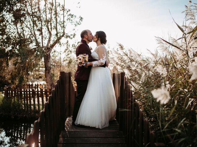 La boda de David y Montse en Deltebre, Tarragona 40