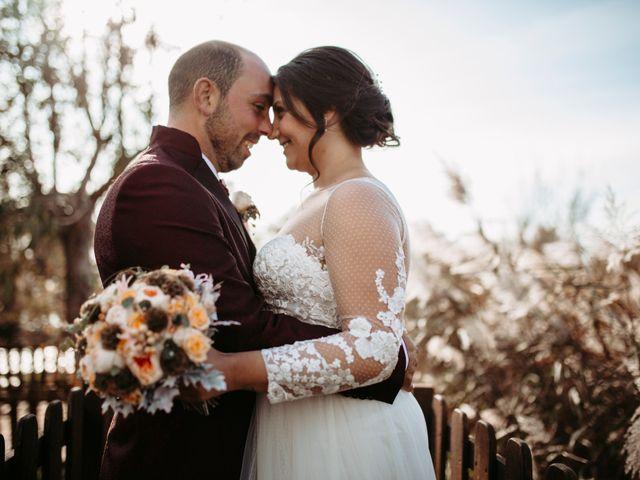 La boda de David y Montse en Deltebre, Tarragona 41