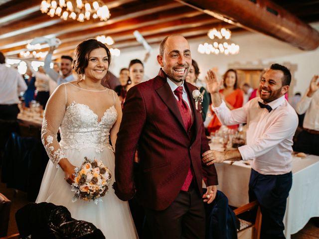 La boda de David y Montse en Deltebre, Tarragona 44