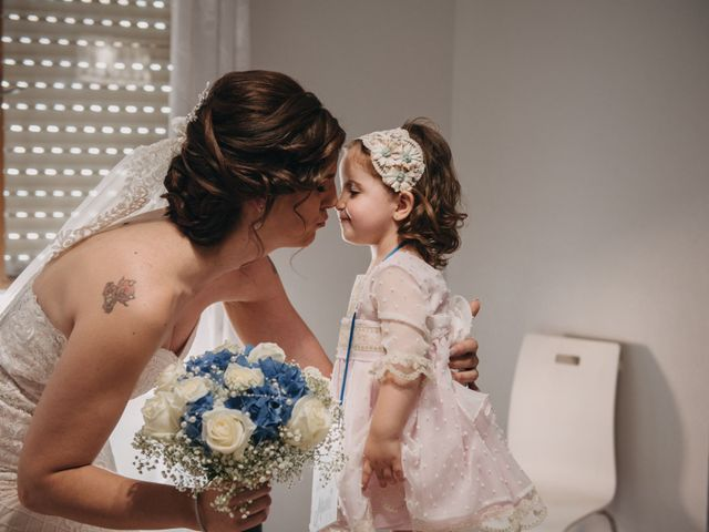 La boda de Fran y Marta en Los Ramos, Murcia 3