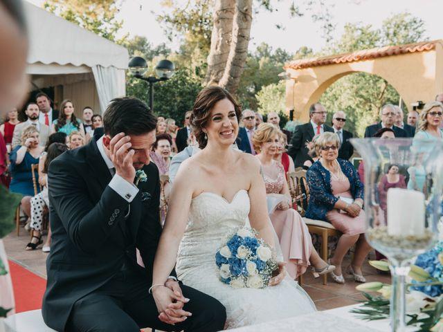 La boda de Fran y Marta en Los Ramos, Murcia 6