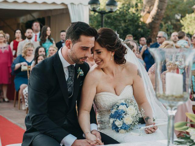La boda de Fran y Marta en Los Ramos, Murcia 7