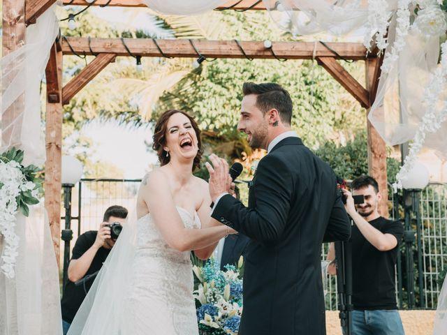 La boda de Fran y Marta en Los Ramos, Murcia 8