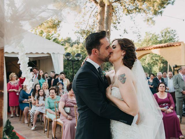 La boda de Fran y Marta en Los Ramos, Murcia 9