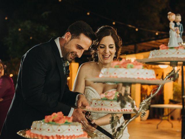 La boda de Fran y Marta en Los Ramos, Murcia 10