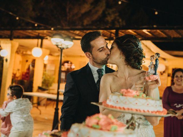 La boda de Fran y Marta en Los Ramos, Murcia 12