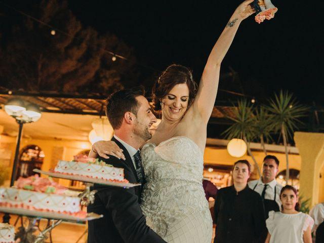 La boda de Fran y Marta en Los Ramos, Murcia 13