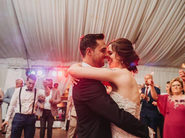 La boda de Fran y Marta en Los Ramos, Murcia 14