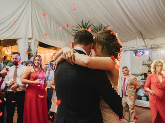 La boda de Fran y Marta en Los Ramos, Murcia 15