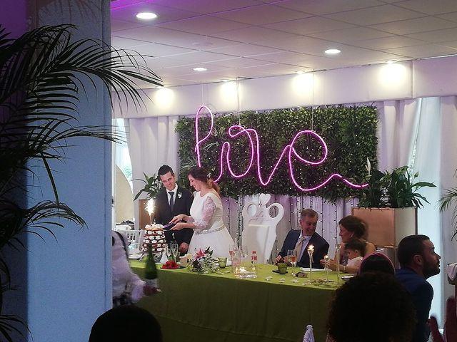 La boda de Isabel y Eduardo