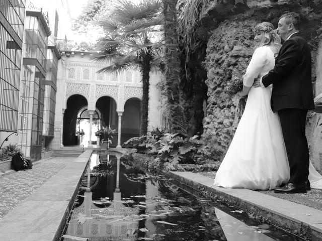 La boda de Mº Victoria y Alberto