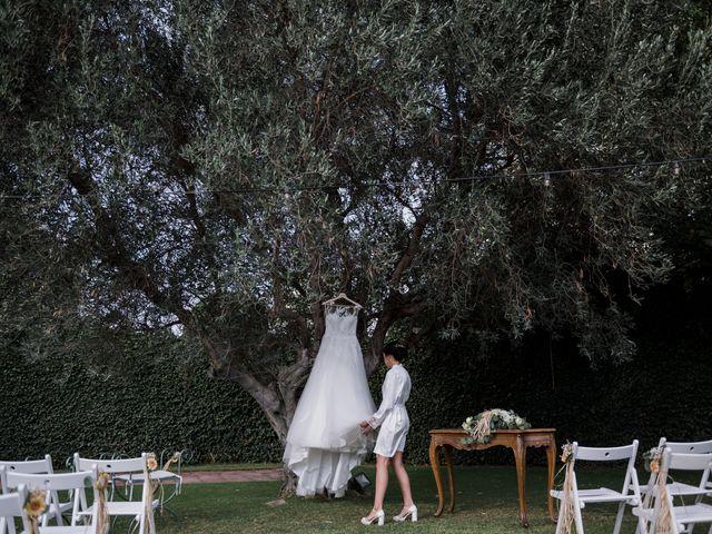 La boda de Sara y Carlos en La Garriga, Barcelona 14