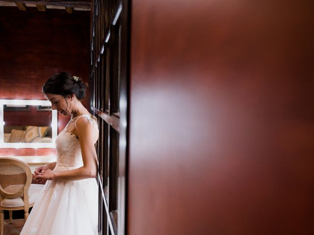 La boda de Sara y Carlos en La Garriga, Barcelona 23
