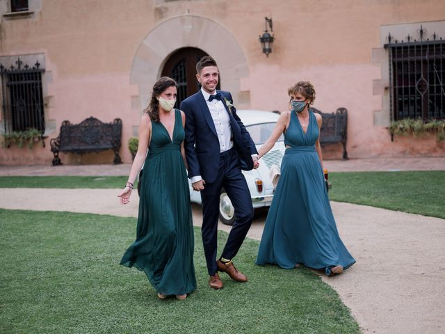 La boda de Sara y Carlos en La Garriga, Barcelona 32