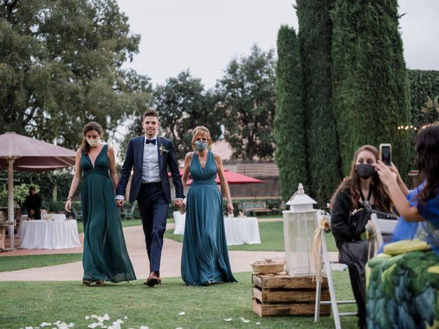 La boda de Sara y Carlos en La Garriga, Barcelona 33