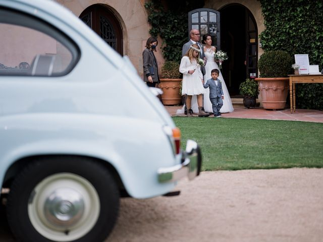 La boda de Sara y Carlos en La Garriga, Barcelona 34