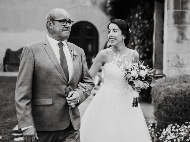 La boda de Sara y Carlos en La Garriga, Barcelona 35