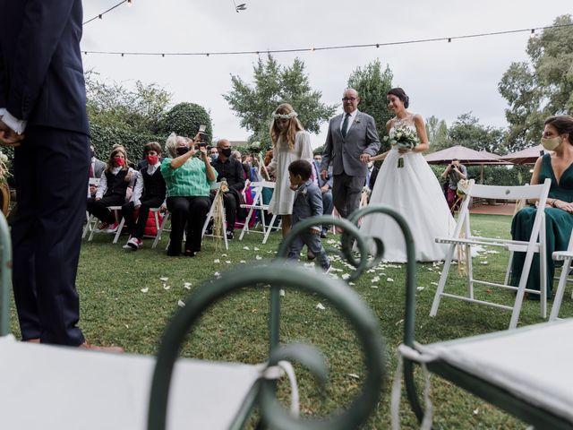 La boda de Sara y Carlos en La Garriga, Barcelona 36